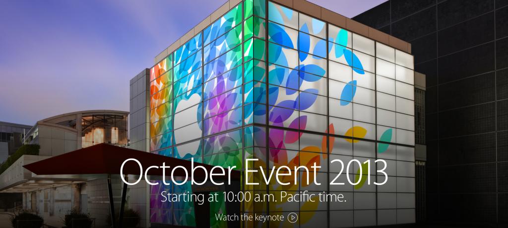 evento de octubre