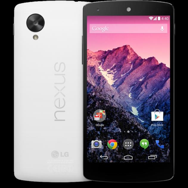 Nexus 5 de LG