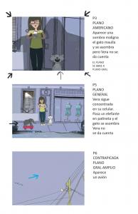 Vera Pera storyboard 2