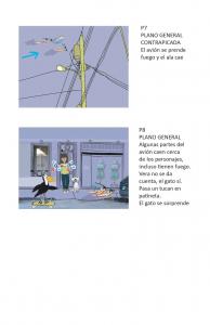 Vera Pera storyboard 3