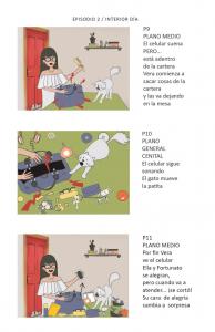 Vera Pera storyboard 5