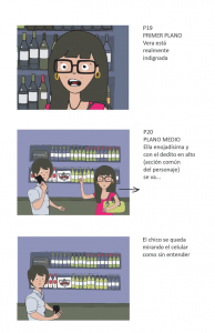 Vera Pera storyboard 8