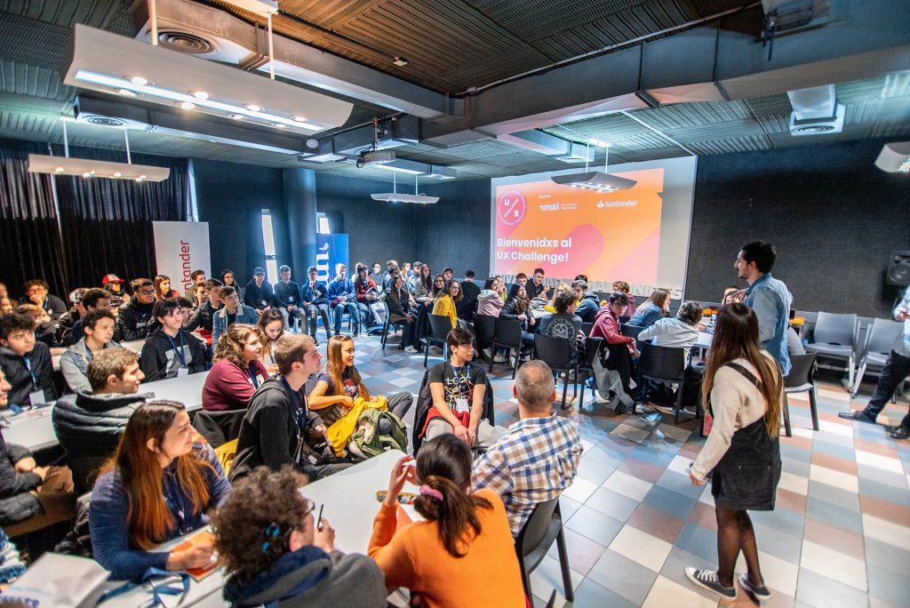 UMAI UX challenge 2019, primer día