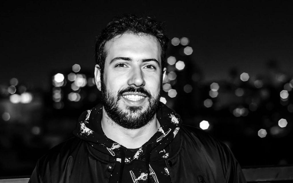 Leandro Amaro, egresado y docente de la carrera de Multimedia en UMAI.
