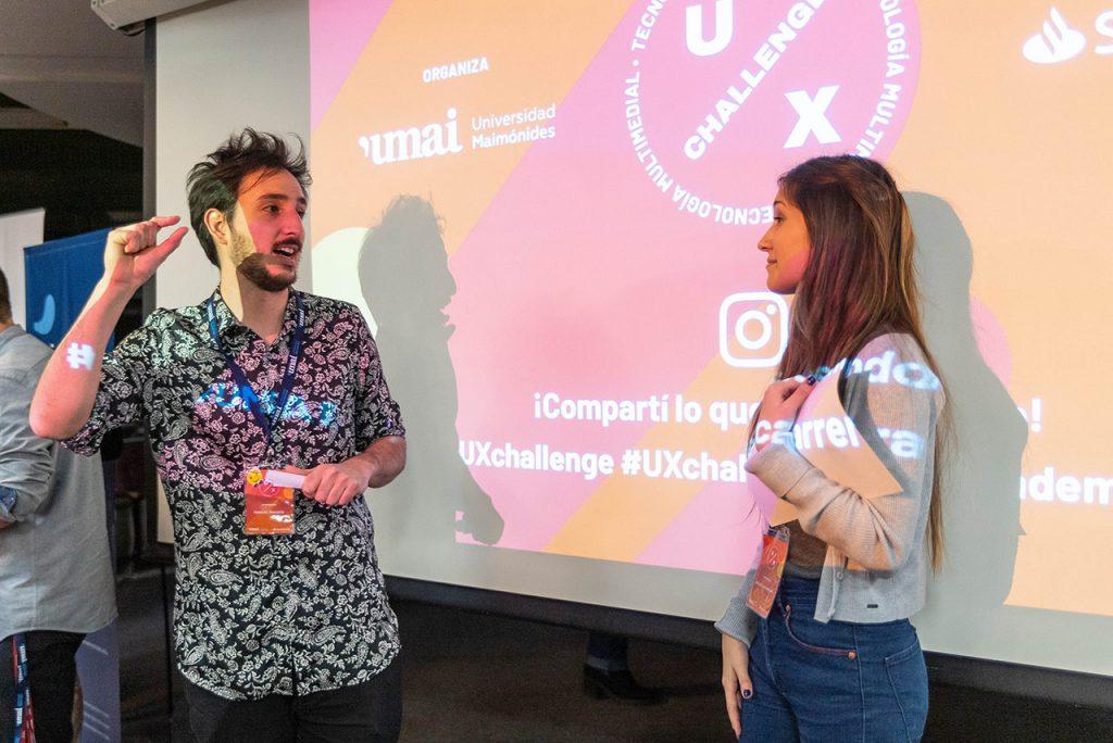 Los protagonistas del UMAI UX challenge